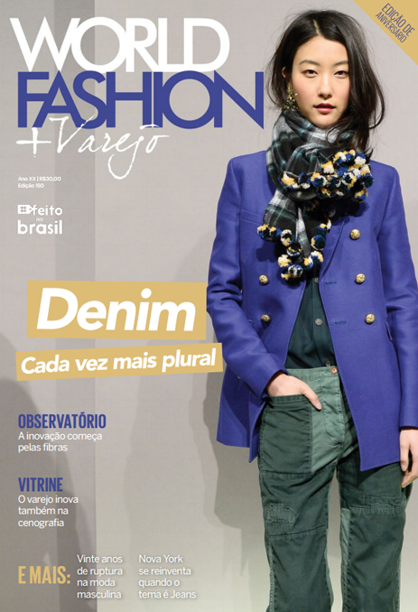 Denim, cada vez mais plural.