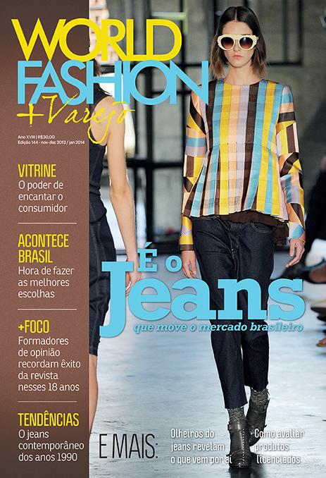 É o Jeans que move o mercado brasileiro