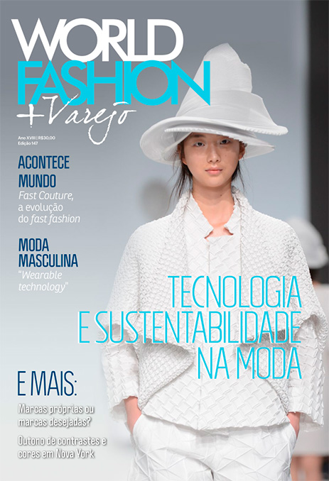 Tecnologia e sustentabilidade na moda